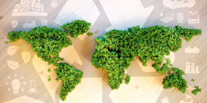 COMBATING CLIMATE CHANGE: CLEAN ENERGY, RECYCLABILITY, SCIENCE & GOVERNANCE