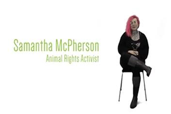 #PMKVEGANWARRIOR: SAMANTHA MCPHERSON
