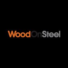 Wood On Steel Logo