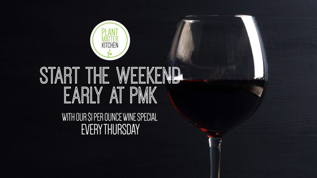 PMK Start The Weekend Early