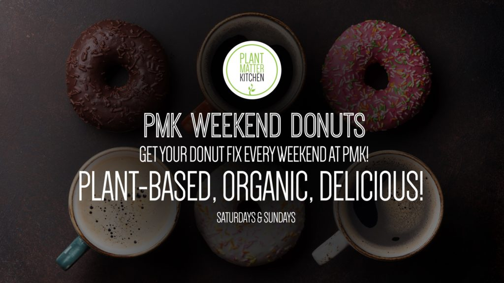 PMK Weekend Donuts