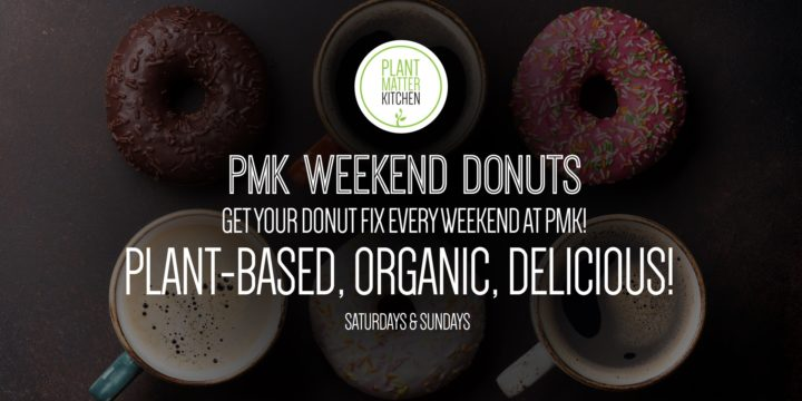 Weekend Donuts