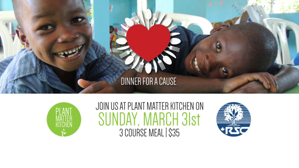 Dinner for a Cause – Rayjon Share Care