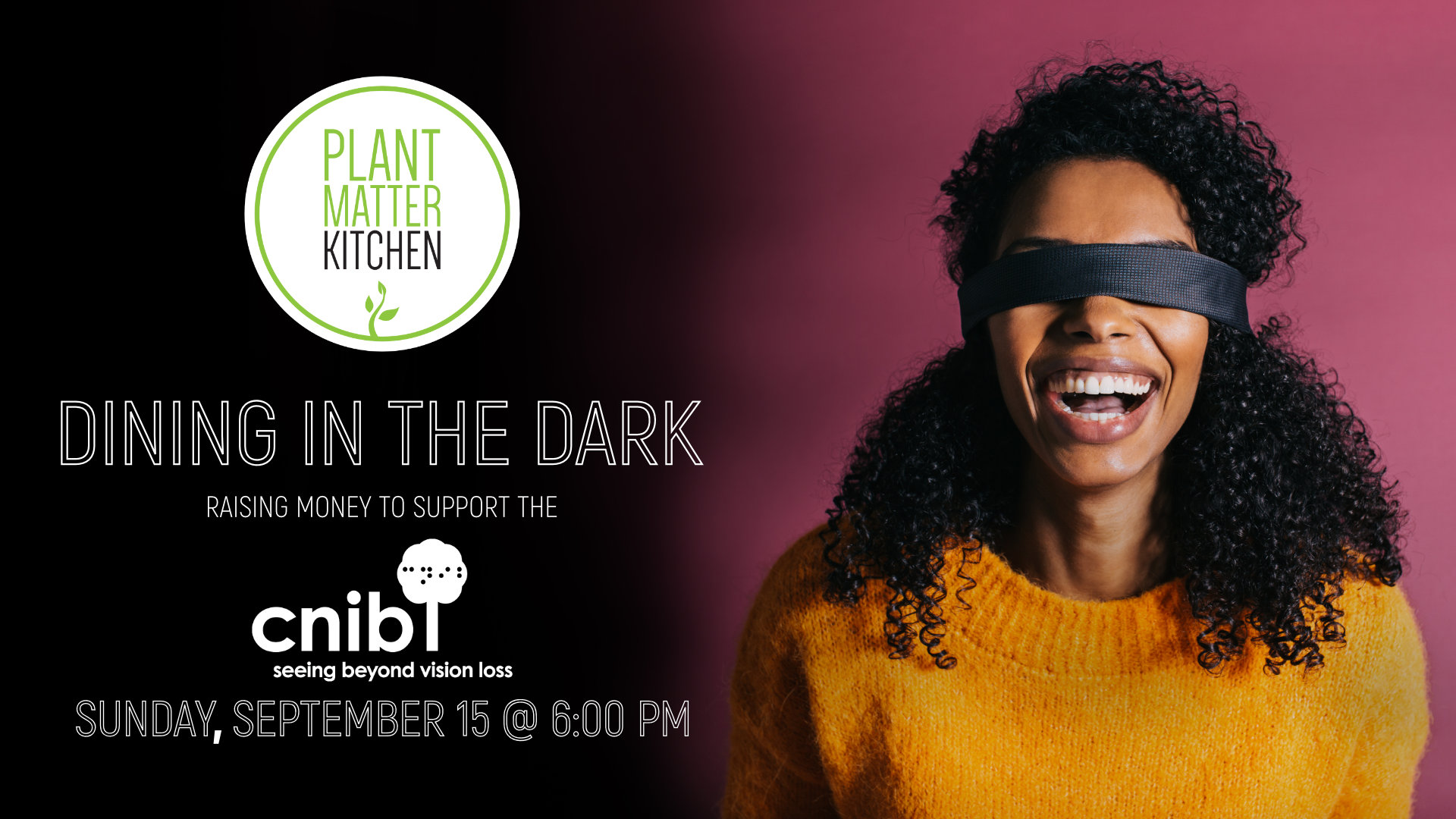 Event - Dining in the Dark