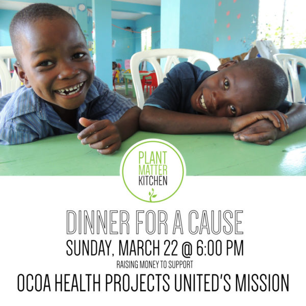 Dinner For A Cause Tickets