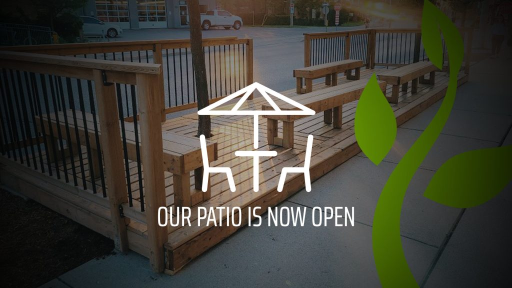 PMK Patio Open